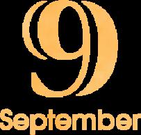 9 september